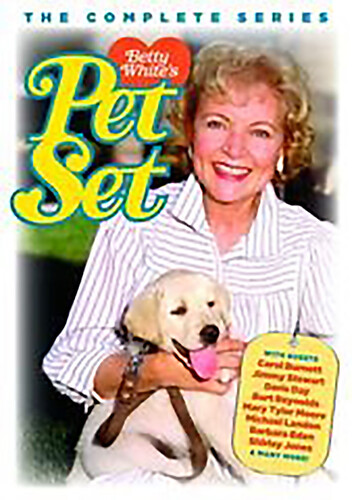Betty White's Pet Set: The Complete Series