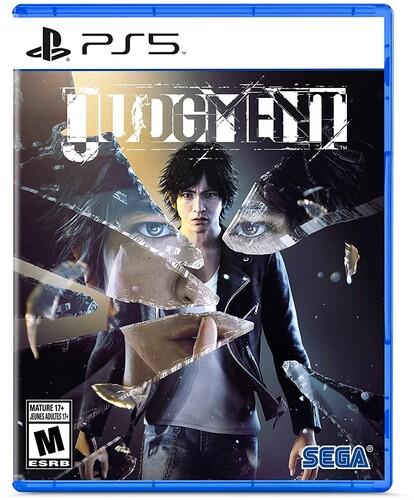 Ps5 Judgement - Judgement for PlayStation 5