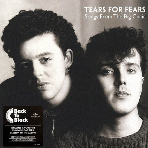Tears For Fears - Songs From The Big Chair: 2014 Remastered Edition [Vinyl]