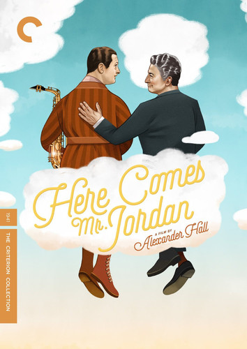 Here Comes Mr. Jordan (Criterion Collection)