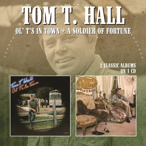 Ol Ts In Town /  Soldier Of Fortune [Import]