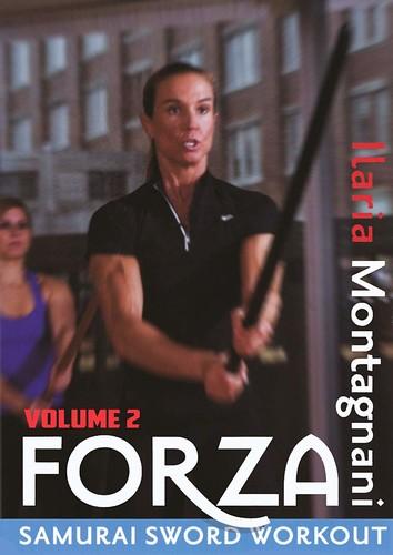 Powerstrike: Forza Samurai Sword Workout, Vol. 2
