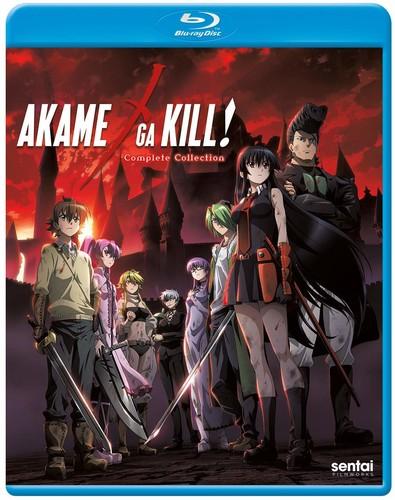 Akame Ga Kill: Complete Collection
