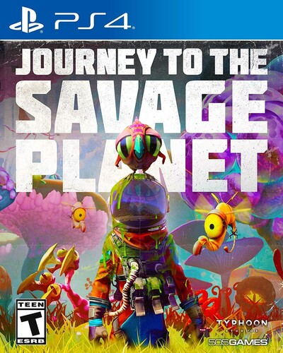 - Journey to the Savage Planet for PlayStation 4