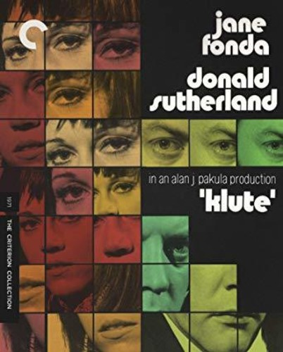 Klute (Criterion Collection)