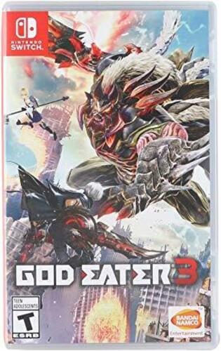- God Eater 3