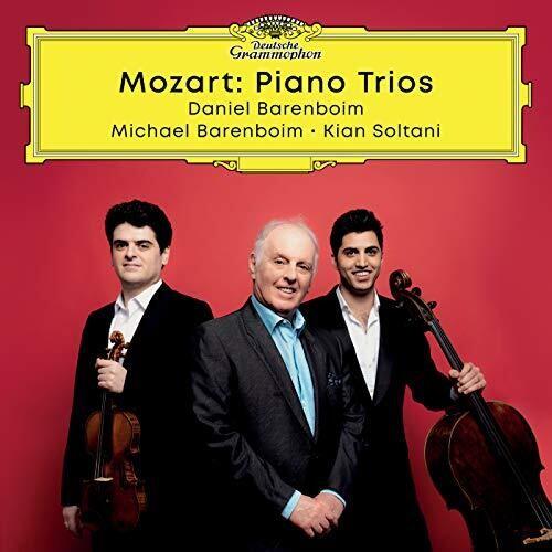 Complete Mozart Trios