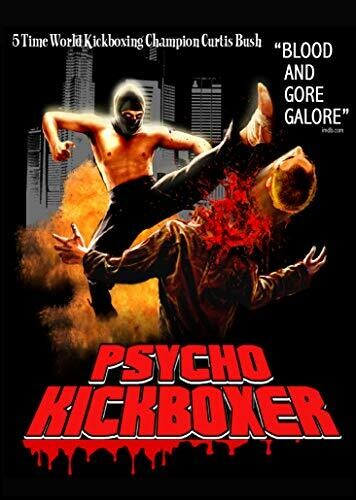 Psycho Horror Double Feature: Psycho Kickboxer/ Canvas Of Blood
