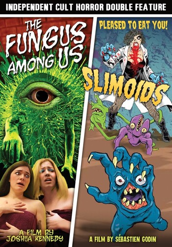 Independent Cult Horror Double Feature
