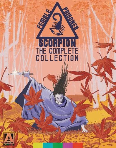 Female Prisoner Scorpion: The Complete Collection