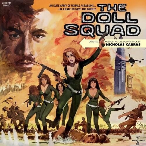 The Doll Squad (Original Motion Picture Soundtrack)