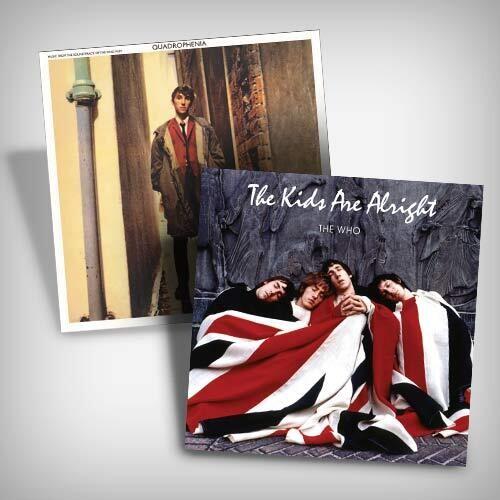 The Who Vinyl Bundle