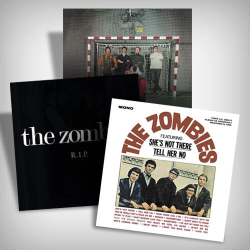 The Zombies Vinyl Bundle