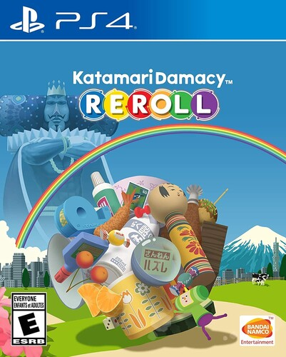 Katamari Damacy REROLL for PlayStation 4