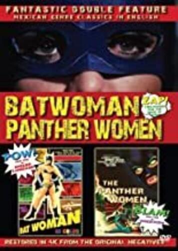 Batwoman /  Tthe Panther Women