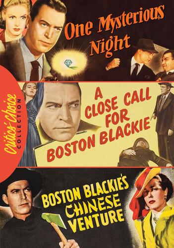 Boston Blackie Mystery Triple Feature