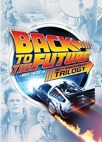 Back to the Future Trilogy: 30th Aniversary Edtion [Import]