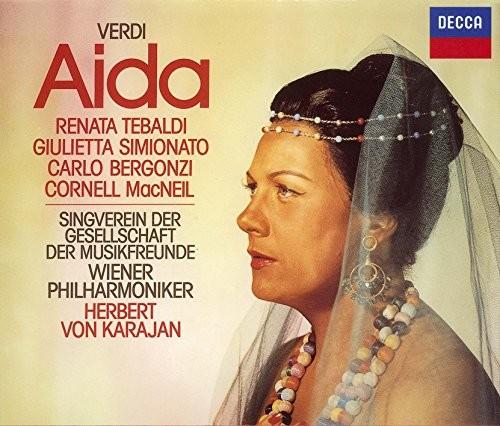 Verdi: Aida (UHQCD)