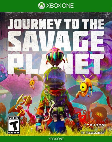 - Journey To The Savage Planet