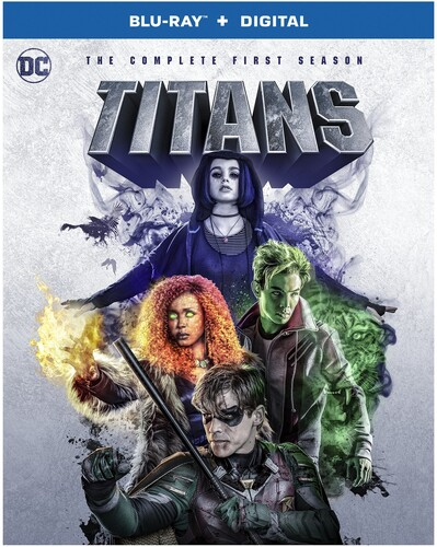 Titans: The Complete First Season