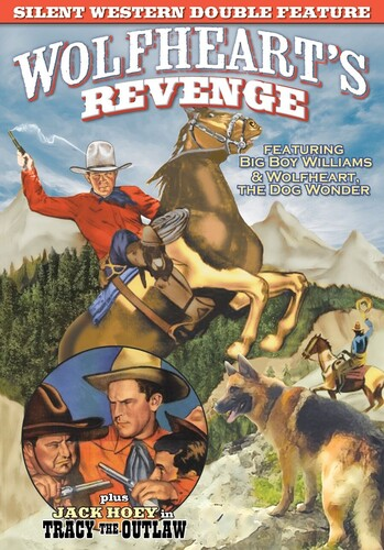 Silent Western Double Feature: Wolfheart's Revenge (1925)/ Tracy TheOutlaw (1928)