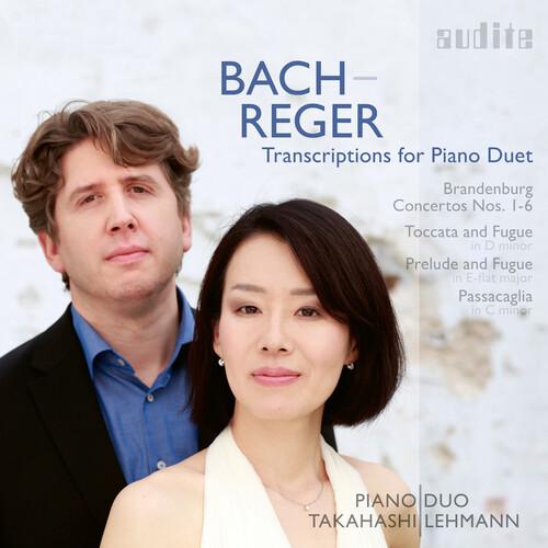 Transcriptions for Piano Duet
