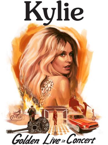 Kylie - Golden - Live In Concert