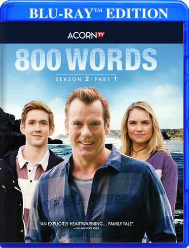 800 Words: Season 2 - Part 1