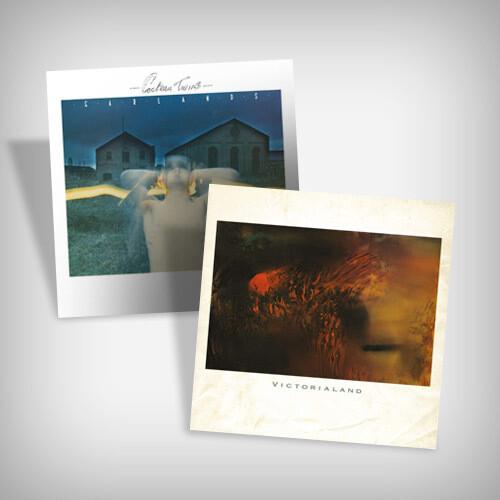 Cocteau Twins Vinyl Bundle