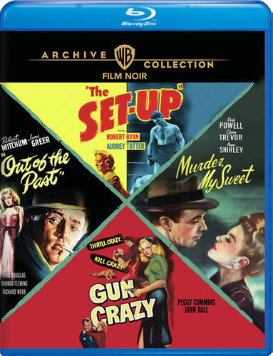 4-Film Collection: Film Noir