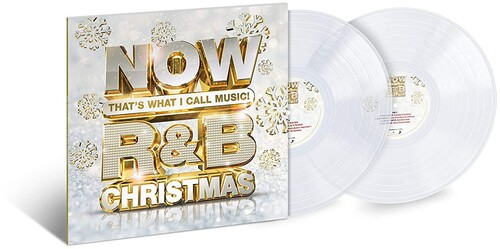 Now That's What I Call Music! - NOW That's What I Call R&B Christmas [2LP]