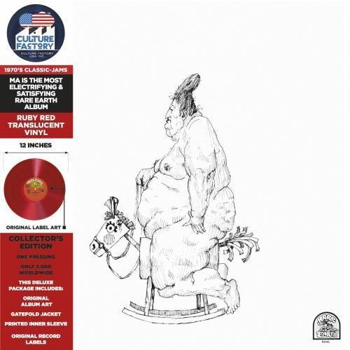 Ma (Red Translucent Vinyl)