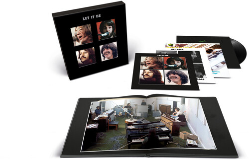 """Let It Be Special Edition [Super Deluxe 4 LP + 12"""" EP Box Set]"""