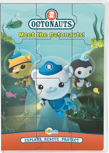 Octonauts: Meet the Octonauts With Puzzle