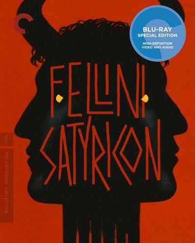 Fellini Satyricon (Criterion Collection)
