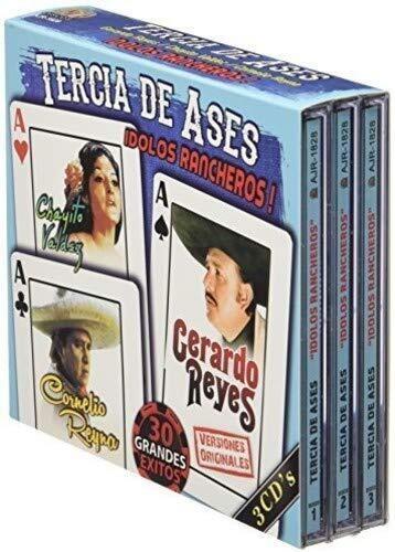 Tercia De Ases Idolos /  Various