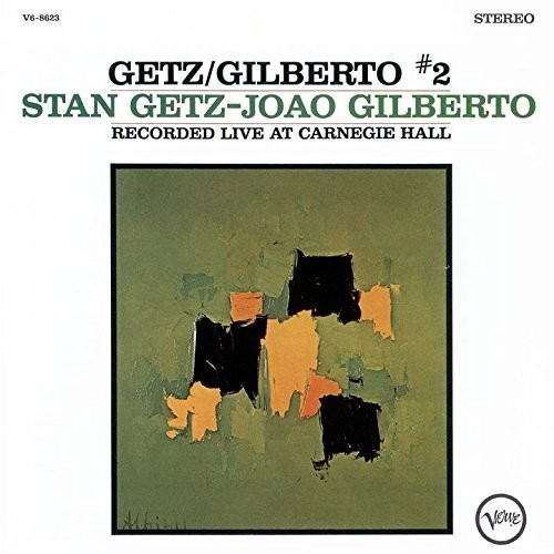 Getz/ Gilberto 2: Limited Edition [Import]