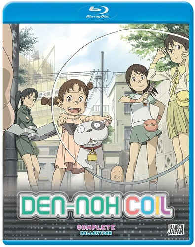 Den-noh Coil: Complete Collection
