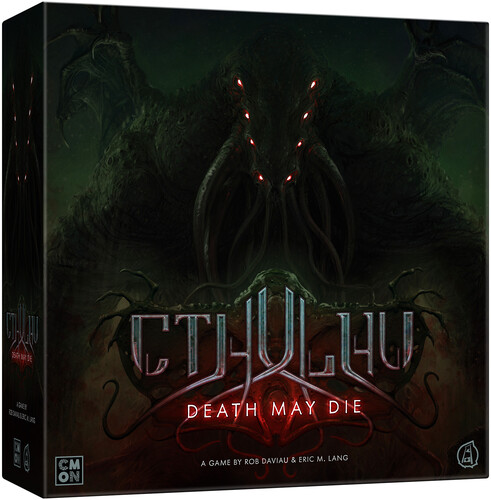 CTHULHU: DEATH MAY DIE