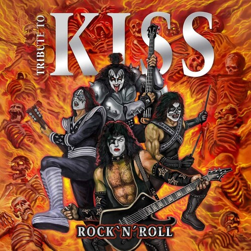 Rock & Roll - Tribute To Kiss (Various Artists)