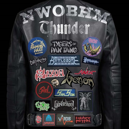 Nwobhm Thunder: New Wave Of British Heavy Metal 1978-1986 /  Various [Import]