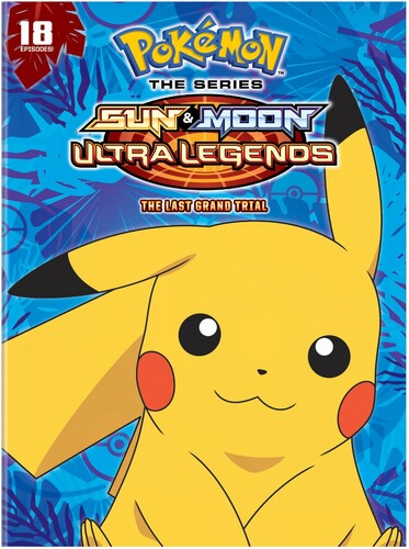 Pokemon The Series: The Last Grand Trial