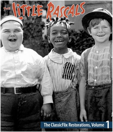 The Little Rascals: The ClassicFlix Restorations, Volume 1