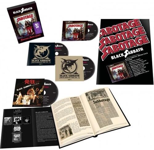 Sabotage (Super Deluxe Edition)(4CD)