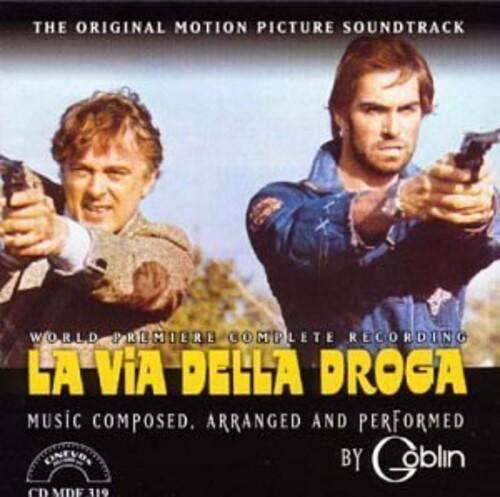 La Via Della Droga (The Heroin Busters) (Original Motion Picture Soundtrack) [Import]