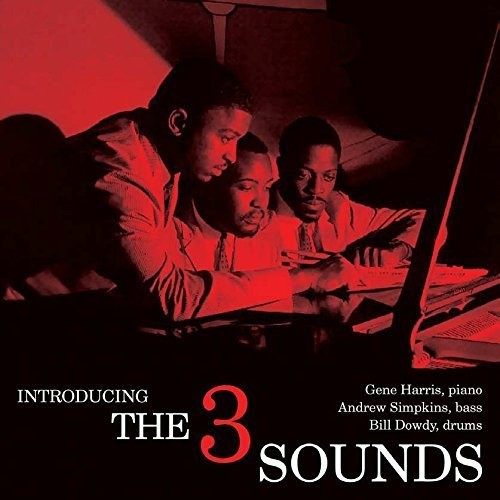 Introducing the Three Sounds [Import]