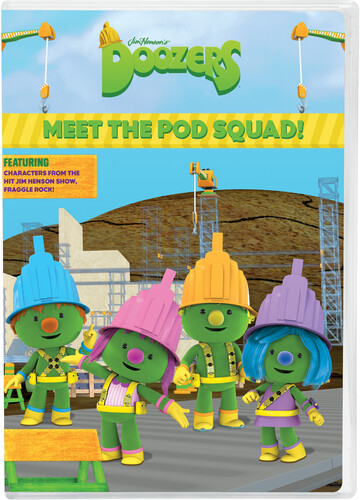 Doozers: Meet The Pod Squad
