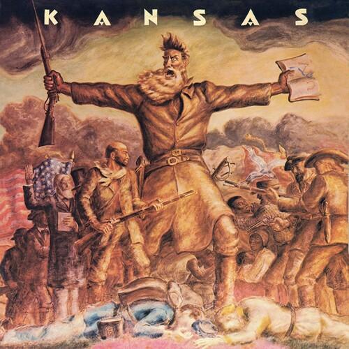 Kansas - Kansas (Gate) [Limited Edition] [180 Gram] (Aniv)