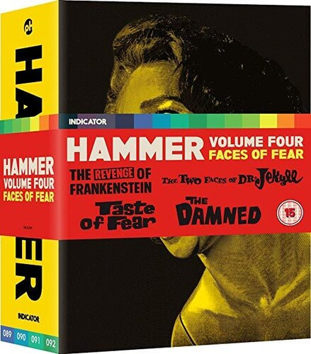 Hammer Volume Four: Faces of Fear - Hammer: Volume Four: Faces of Fear