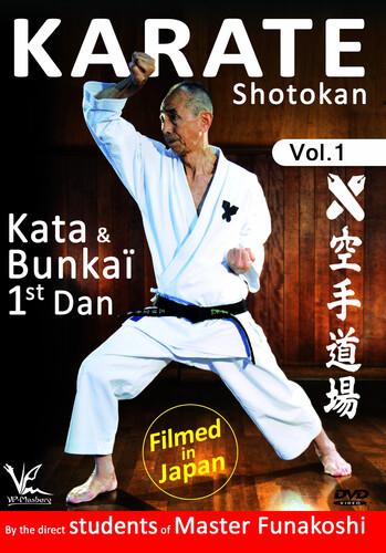 Shotokan Karate, Vol. 1: Kata And Bunkai 1st Dan